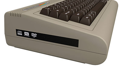 Commodore USA reanimates the C64