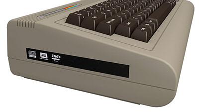 Commodore USA reanimates the C64