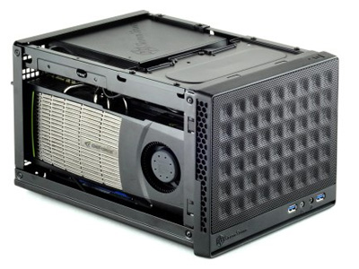 Silverstone SG13 Mini-ITX Chassis