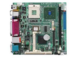 mini-itx.com - news - Commell's LV-671 Pentium M Mini-ITX