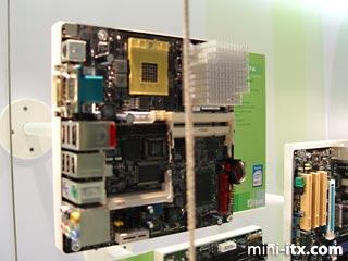 AOpen's i945GTt-VFA Intel Core Duo/Solo Mini-ITX