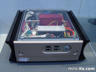 Visson's Nano-ITX Vehicle PC