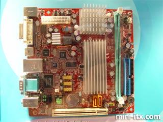 MSI's MS-7199 C7 CPU Mini-ITX