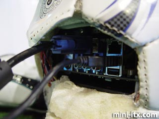 Nano-ITX Football PC