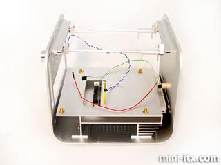 Rails and Fan (with passive heatsink?)