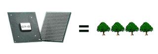 C7-D = 4 Trees