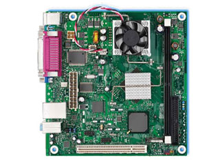 Intel D201GLY Mini-ITX board