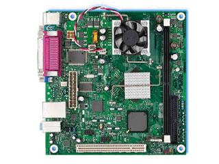 Intel D201GLY Mini-ITX board