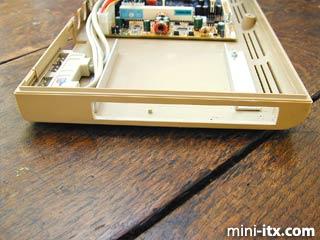 mini-itx com - projects - commodore 64 @ 933 000 kHz