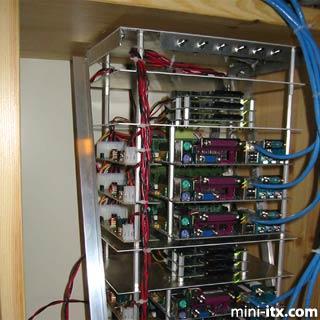 Mini Itx Com Projects Mini Itx Cluster