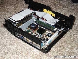 mini-itx com - projects - i64xbox