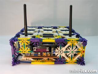 "Alan Kilian' ""K'nex-ITX"""