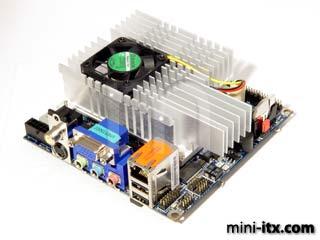 VIA EPIA N10000 Nano-ITX Review