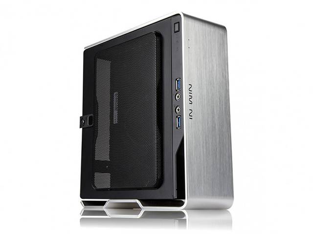 The Chopin has an integrated 150W PSU which is powerful enough to power an i7 processor ...