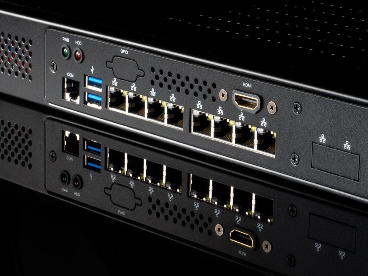 Mini Itx Com Store Na600 Powerful Short Depth Intel