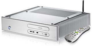 Hush E-Series Media Center PCs
